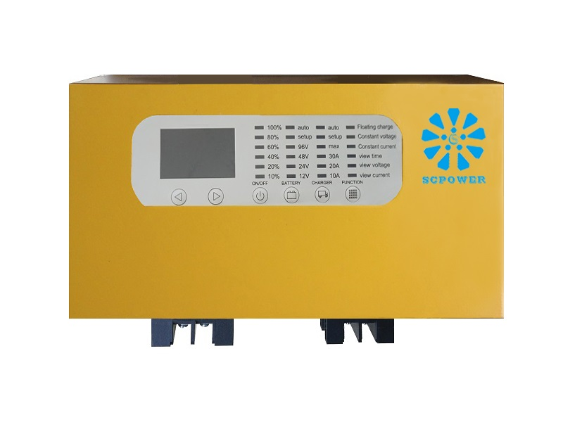 SC-MH MPPT 50A High Efficiency Solar Charge Controller