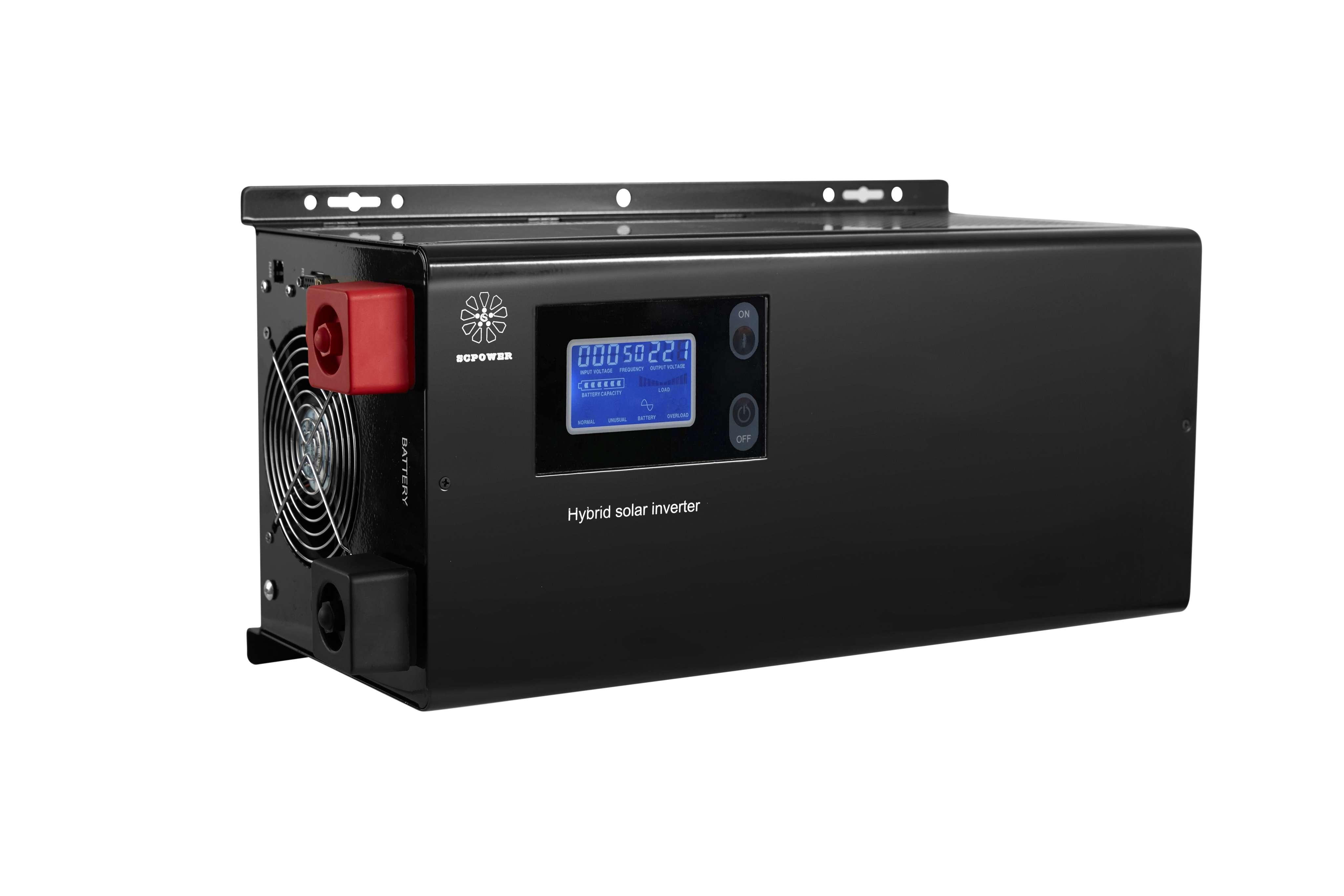 SC-V 6KVA Shop Inverter