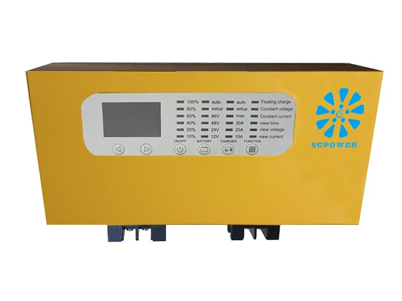 SC-MH MPPT 30A Fast Charge Solar controller