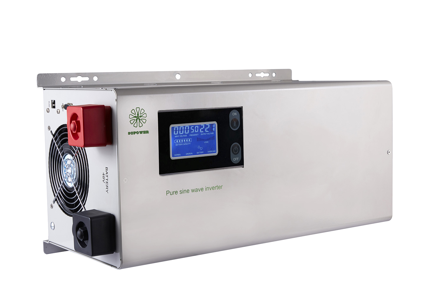 SC-V 2KVA On-Grid Power Inverter