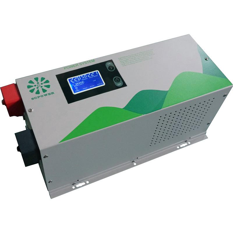 SC-G 8KVA Residential Hybrid Inverter