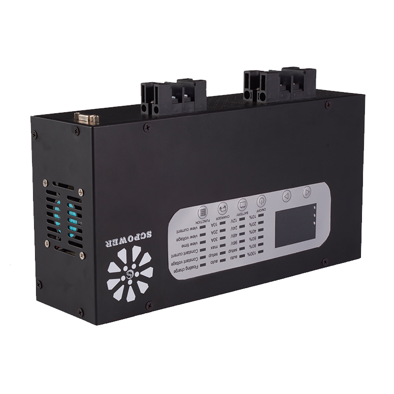 SC-MH MPPT 25A Three Stages Solar Controller