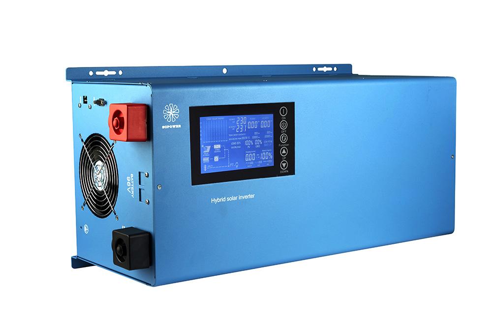 SC-GS 5KVA Smart Grid-tied solar inverter