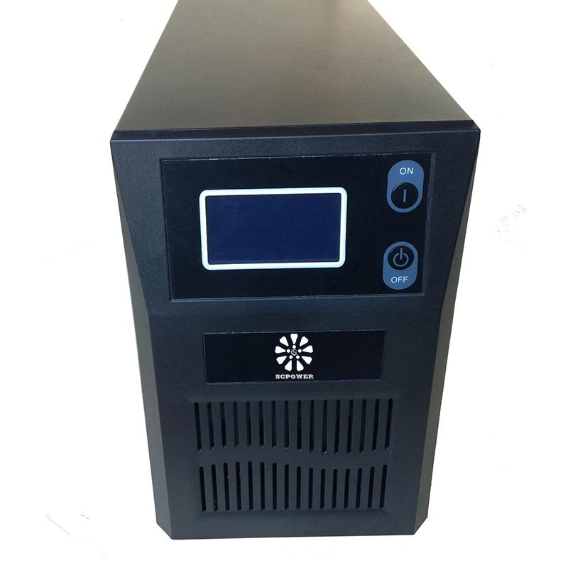 SC-GA 4KVA solar+AC hybrid inverter